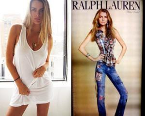 Ralph Lauren Photoshop Disaster
